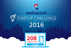 Xsensio among the Top 10 of the Swisscom StartUp Challenge 2016!
