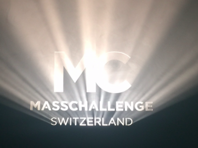 Honoured to receive the Mass Challenge Gold Award!