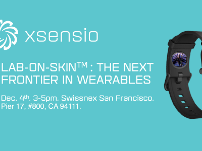 "Swissnex San Francisco – ""Lab-on-Skin: The Next Frontier in Wearables"""