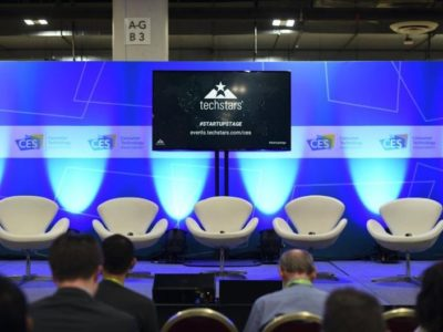 Techstars competition at CES