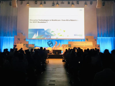 Roche Partnering for Innovation Summit